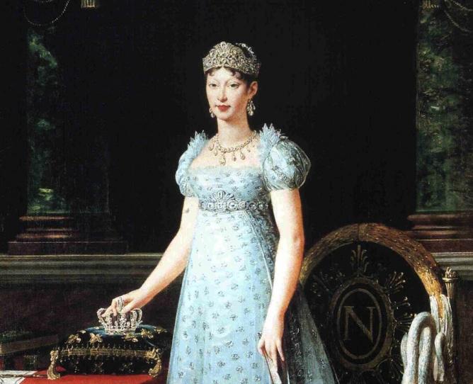Maria Luigia d'Asburgo e la Rocca di Sala Baganza