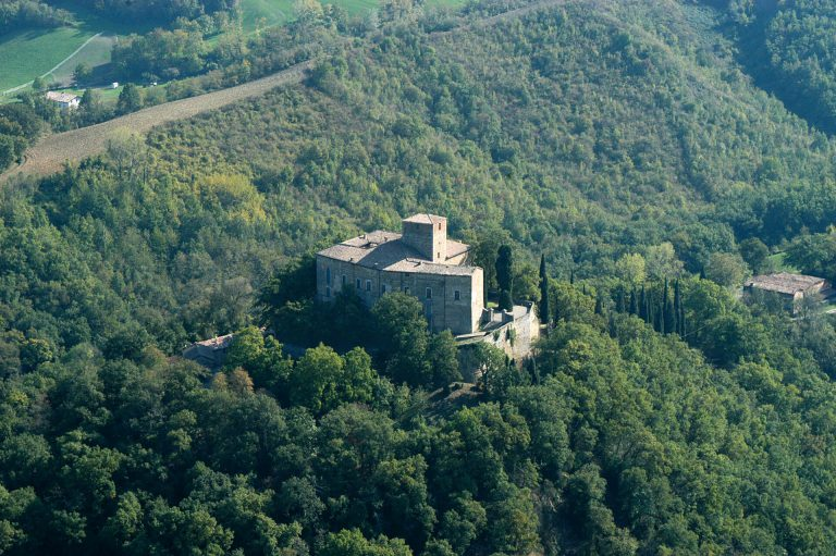 Castle of Bianello