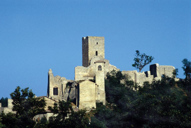 Castle of Carpineti