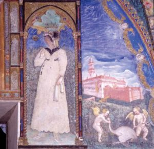 Bianca Pellegrini e il Castello di Torrechiara