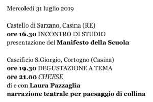 Scuola del Paesaggio del Parmigiano Reggiano_box