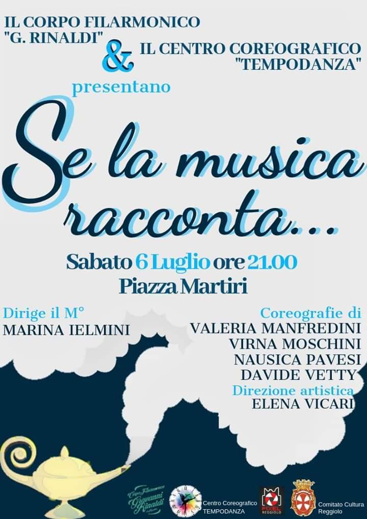 """""""SE LA MUSICA RACCONTA..."""""""