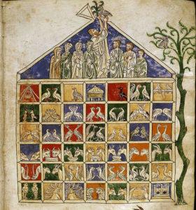 Tra cinghiali e grifoni. Gli animali medievali protagonisti a Sarzano