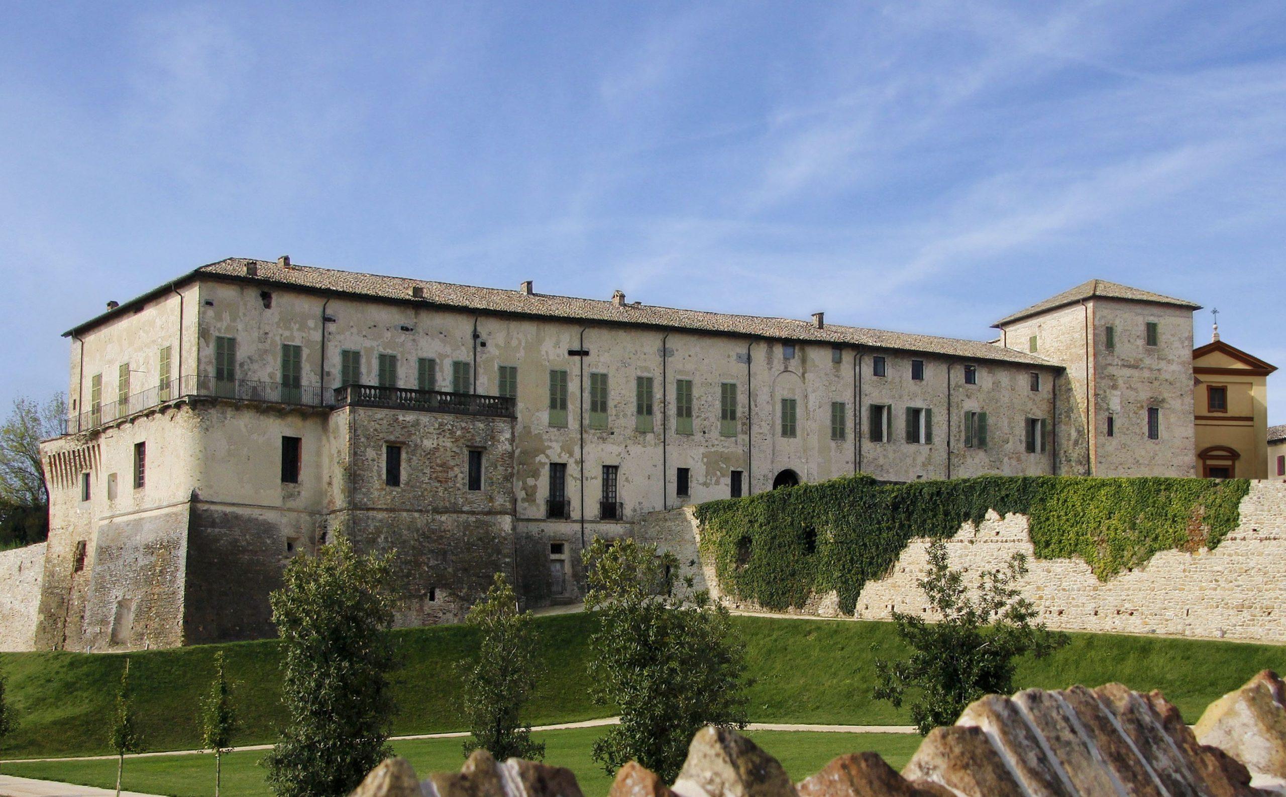 Rocca Sanvitale esterno