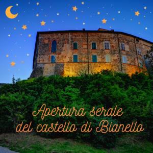 Visite serali al castello