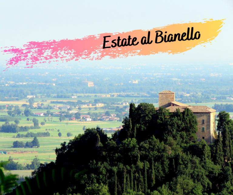 Estate al castello di Bianello