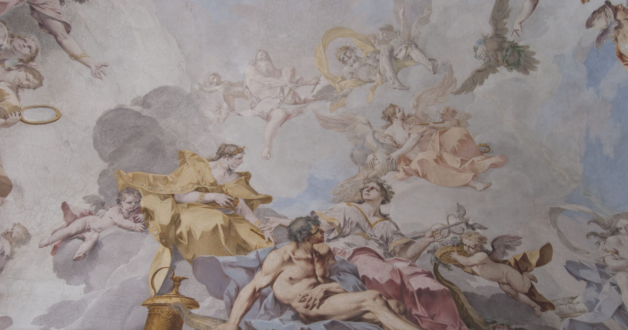 Sala dell'Apoteosi