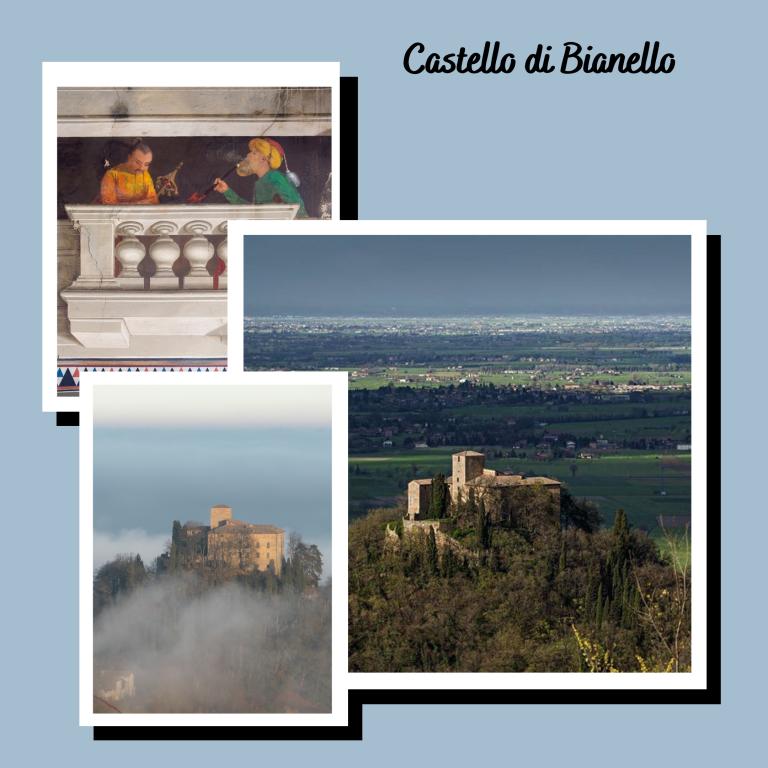 Novembre al castello